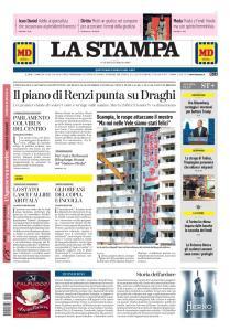 La Stampa Torino Provincia e Canavese - 21 Febbraio 2020