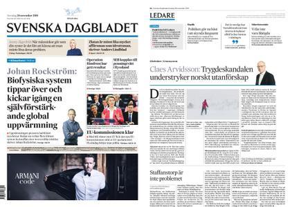 Svenska Dagbladet – 28 november 2019