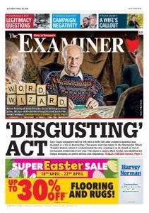 The Examiner - April 20, 2019