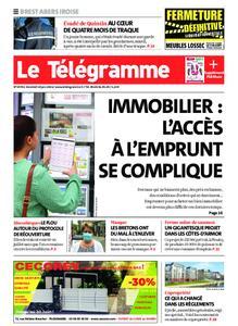 Le Télégramme Brest Abers Iroise – 18 juin 2021