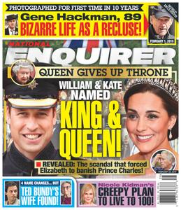 National Enquirer – February 25, 2019