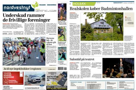Nordvestnyt Holbæk Odsherred – 09. september 2019