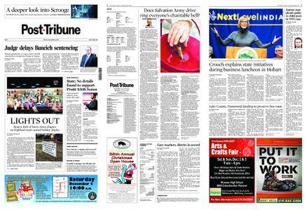 Post-Tribune – December 01, 2017