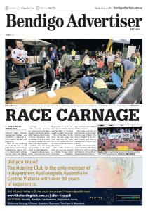 Bendigo Advertiser - March 11, 2019