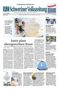 Schweriner Volkszeitung Hagenower Kreisblatt - 27. Juli 2019