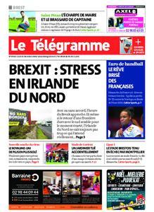 Le Télégramme Brest – 21 décembre 2020