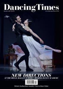 Dancing Times - January 2015