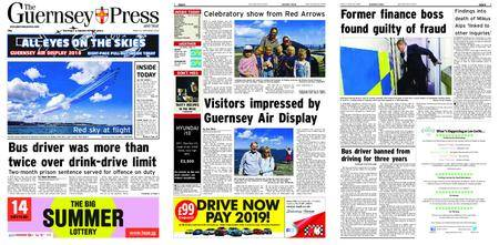 The Guernsey Press – 14 September 2018