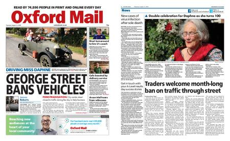 Oxford Mail – August 13, 2020