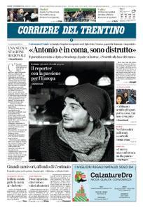 Corriere del Trentino – 13 dicembre 2018