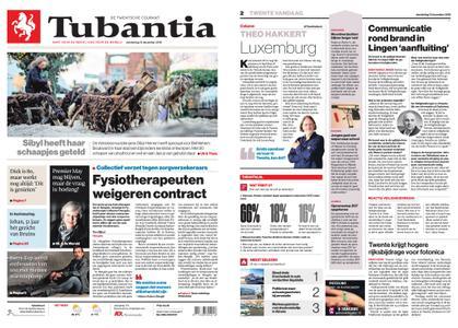 Tubantia - Enschede – 13 december 2018