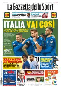 La Gazzetta dello Sport - 26 Marzo 2021
