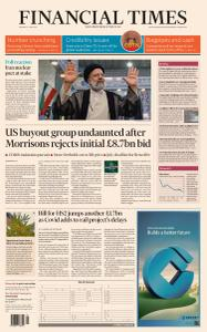 Financial Times UK - June 21, 2021