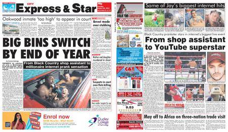 Express and Star City Edition – August 28, 2018