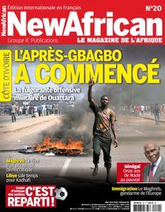 New African, le magazine de l'Afrique - Mai - Juin 2011