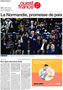 Ouest-France Édition France – 07 juin 2019