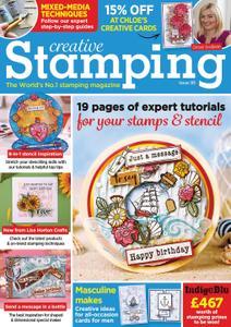 Creative Stamping – April 2021