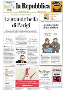 la Repubblica – 07 giugno 2019