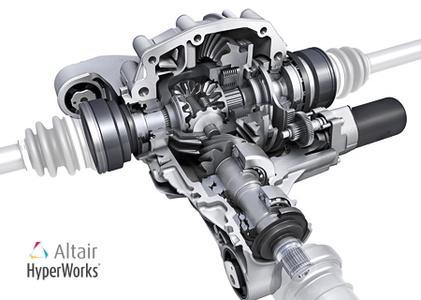 Altair HyperWorks Solvers 2019.1.1