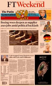 Financial Times Europe – 11 January 2020