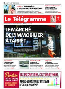 Le Télégramme Guingamp – 11 avril 2020