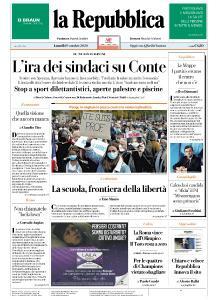 la Repubblica - 19 Ottobre 2020