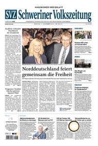 Schweriner Volkszeitung Hagenower Kreisblatt - 11. November 2019