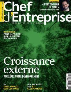 Chef d'Entreprise Magazine - Septembre 2017