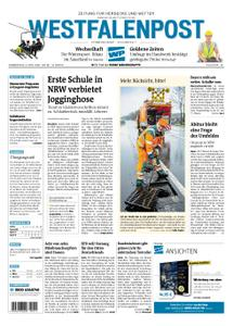 Westfalenpost Wetter - 04. April 2019