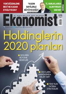 Ekonomist – 09 Kasım 2019