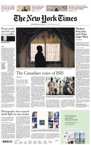 International New York Times - 19 February 2019