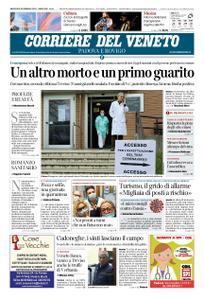 Corriere del Veneto Padova e Rovigo – 26 febbraio 2020