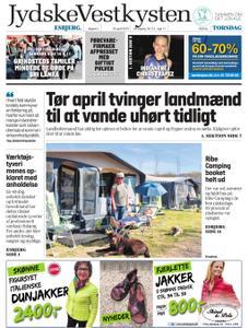 JydskeVestkysten Esbjerg – 25. april 2019