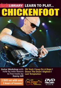Lick Library - Learn to Play Chickenfoot (2 DVD)