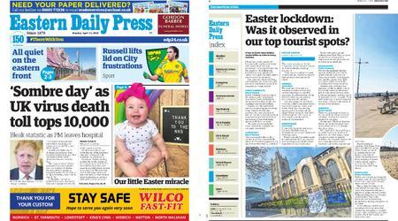 Eastern Daily Press – April 13, 2020