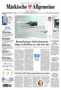 Märkische Allgemeine Dosse Kurier - 11. Oktober 2018
