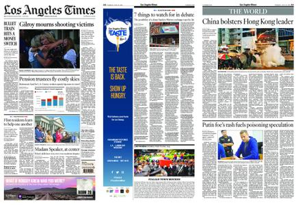Los Angeles Times – July 30, 2019