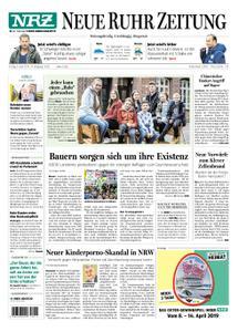 NRZ Neue Ruhr Zeitung Essen-Postausgabe - 05. April 2019