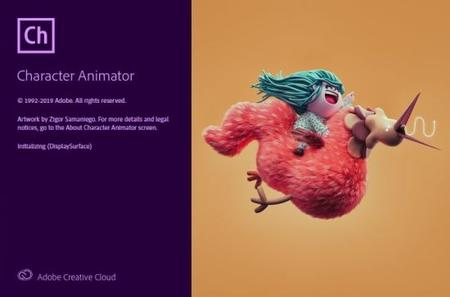 Adobe Character Animator 2020 v3.0.0.276 Multilingual