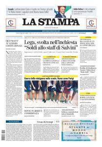 La Stampa Torino Provincia e Canavese - 19 Settembre 2020