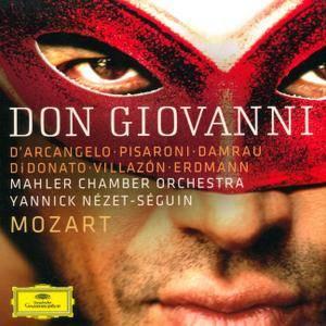 Yannick Nezet-Seguin, Mahler Chamber Orchestra - Mozart: Don Giovanni (2012)