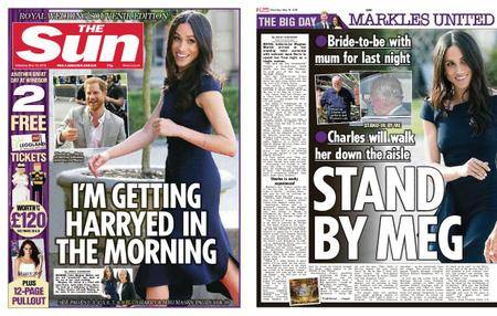 The Sun UK – 19 May 2018