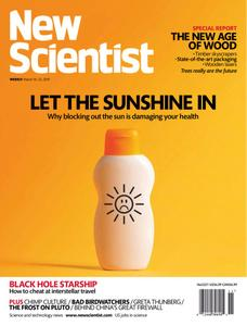 New Scientist - March 16, 2019