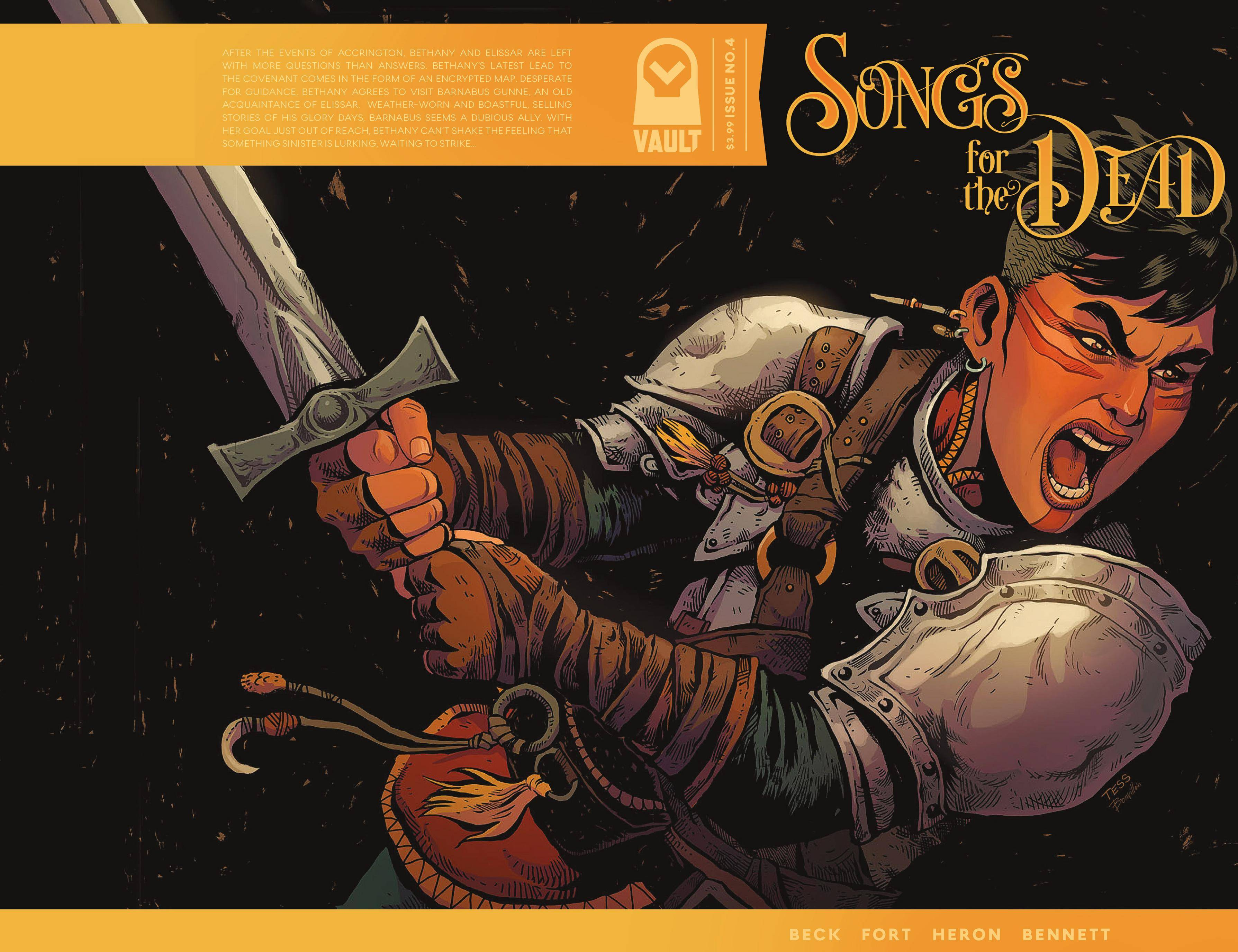 Songs for the Dead 004 2018 digital Son of Ultron