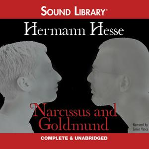 «Narcissus and Goldmund» by Hermann Hesse