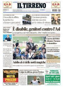 Il Tirreno Livorno - 1 Febbraio 2018