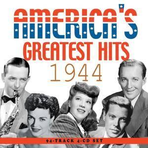 VA - Americas Greatest Hits 1944 (2018)