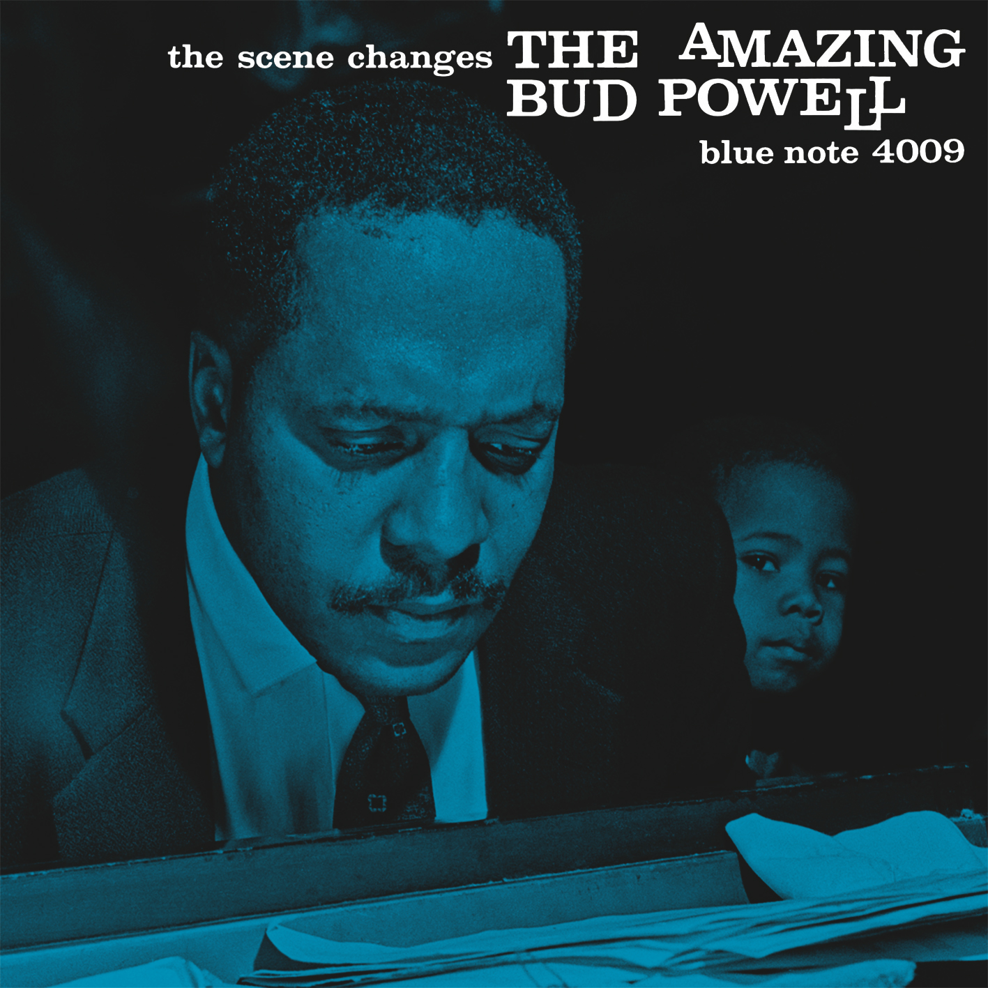 Bud Powell - The Scene Changes: The Amazing Bud Powell (Vol.5) (1959/2015) [Official Digital Download 24bit/192kHz]