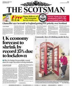 The Scotsman - 15 April 2020