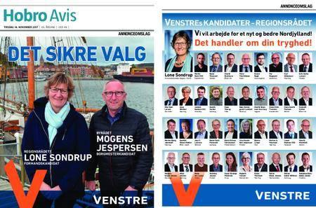 Hobro Avis – 14. november 2017